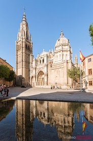 Cathedral of Toledo, Castille La Mancha, Spain
