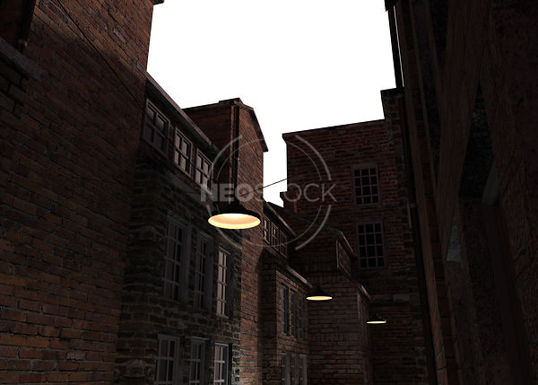 Old_London_Alley_-_11_-_Night