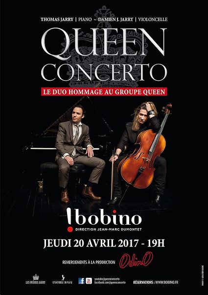 Queen Concerto - Bobino photos