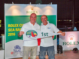 Rolex China Sea Race 2016 (RHKYC).
