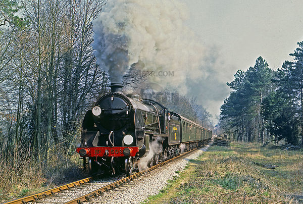 THE WATERCRESS LINE 1980-1989 photos
