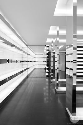 Boutique Dior Homme Central Hong Kong