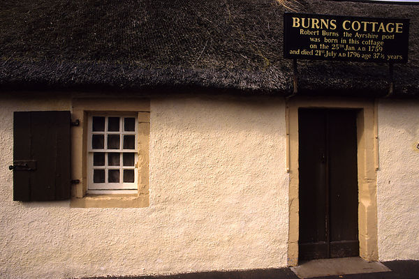 Robert Burns' Cottage