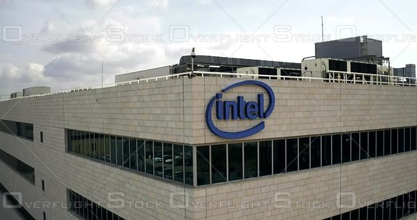 Large Scale Construction of Intel Semconductor Facility in Kiryat Gat Israel
