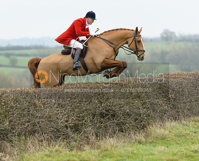The Cottesmore Hunt at Manor Farm 21/11 photos