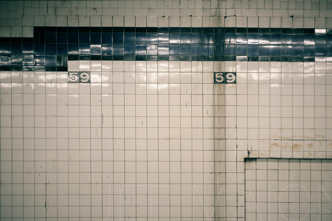 Subway station
