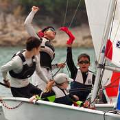 HONG KONG INTERSCHOOLS' SAILING FESTIVAL 2014 photos
