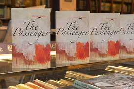 Publication Event of The Passenger, a novel by Maryam Sachs, at 2 Sackville Street, Piccadilly, London W1
