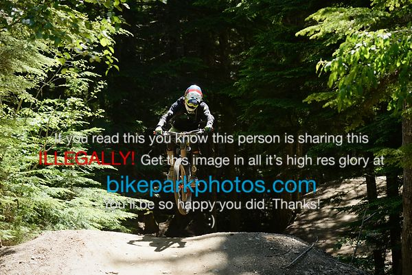 Saturday June 16th Heart Of Darkness bike park photos