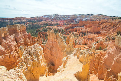 Overview 3- Bryce Canyon, Utah