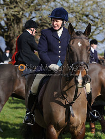 Doone Chatfeild-Roberts - The Belvoir Hunt at Hose