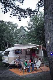 Camping Seventies