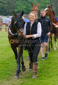 Race 3 - PPORA Novice Riders - The Meynell and South Staffs at Garthorpe 4/6