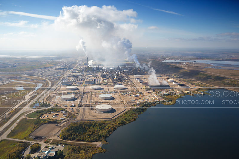Syncrude Upgrade Plant, Fort McMurray