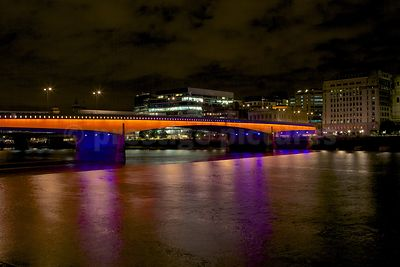 London Bridge gets a Special Olympic Makeover