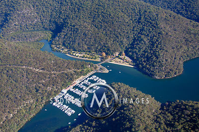 Bobbin Head Aerial Photography photos