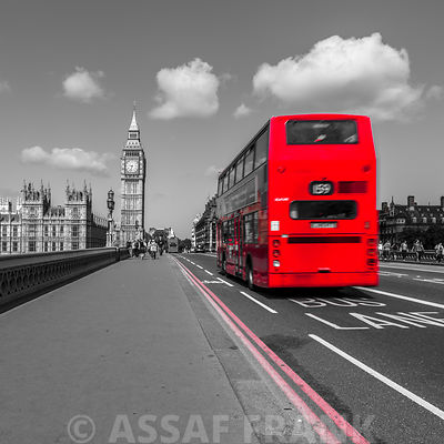 London Bus photos