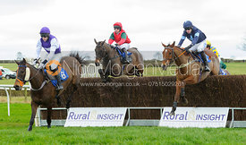 ROBIN DE BOSS (Dale Peters) - Race 1 - Members - The Cottesmore Point-to-point 26/2