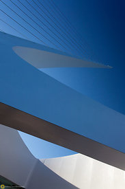 Sundial Bridge Abstract #14