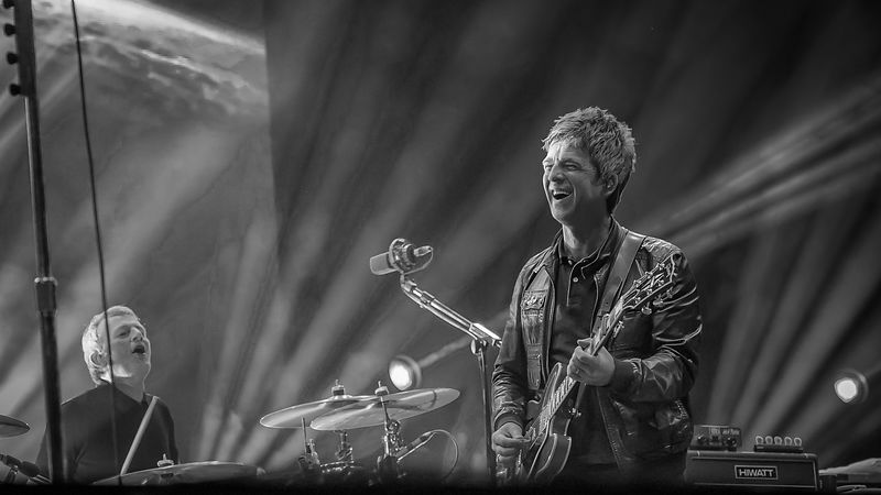 Noel Gallagher & The High Flying Birds - Vitcorious Festival 2016