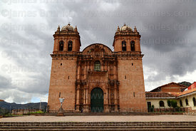 Belén church, Cusco, Peru