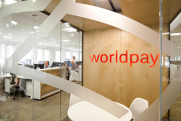 Overbury, Worldpay office fit out