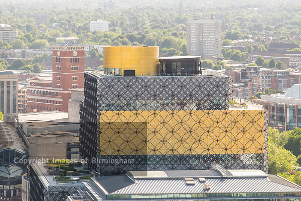 The New Library of Birmingham