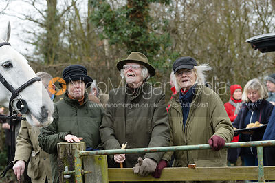 The Belvoir Hunt at Kimberley Farm 27/1 photos