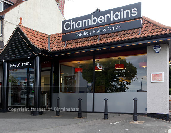 Chamberlains Fish and Chip Restaurant, Birmingham