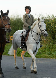 Ned Hercock - The Cottesmore Hunt at Furze Hil, Tuesday 29th August 2017.