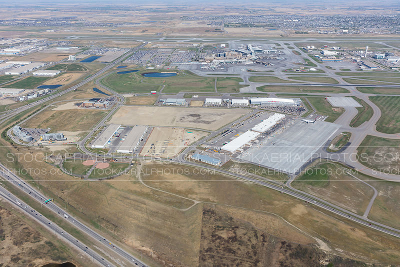 Aero Drive Northeast, Calgary International Airport
