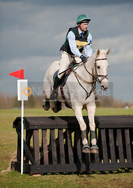 Mark Kyle and Malevich, Oasby Horse Trials 2011