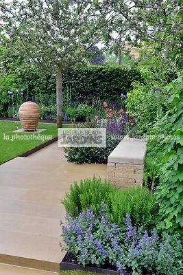 La phototh que les plus beaux jardins ruche le plus for Jardin urbain contemporain
