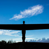 The Angel of the North is 20 photos