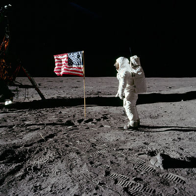 Apollo 8 - Buzz Aldrin 4
