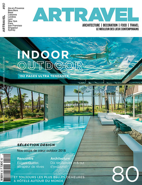 Parution ArtTravel #80 March 2018 architecture