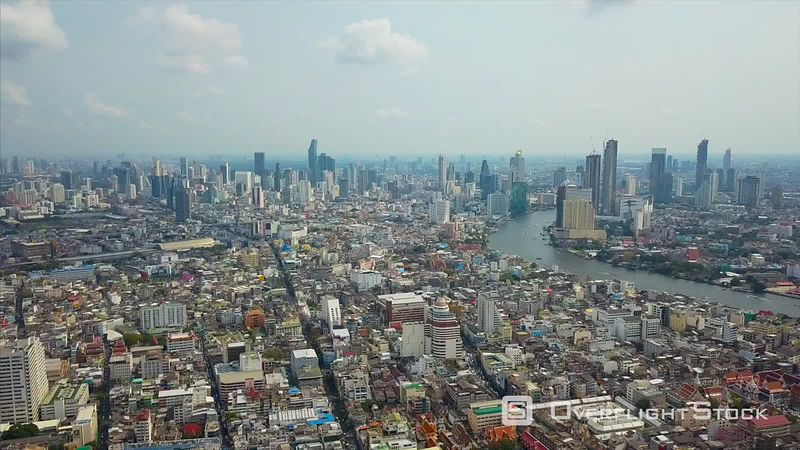 Drone Video Bangkok Thailand