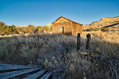 Abandon Shed 2- Tropic, Utah