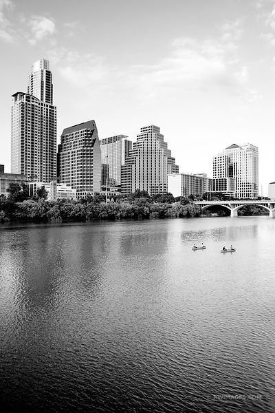Austin Black And White Photos Prints Framed