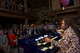 Rhoda Scott at Festival da Jazz Live at Dracula Club St.Moritz