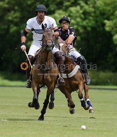 Nick Pepper (Strategic) and Tommy Iriate (CANI) - FINAL - Assam Cup Polo 2015