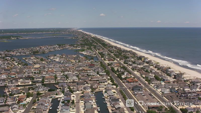 New Jersey Aerial shot the Jersey Shore.  Shot with Cineflex and RED EpicW Helium.