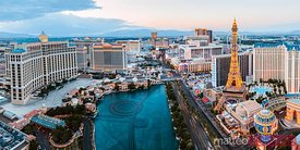 Las Vegas panoramic, Nevada, USA
