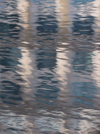 Canary Wharf Reflections 2
