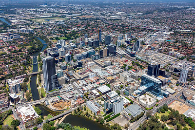 Parramatta Wide Shot