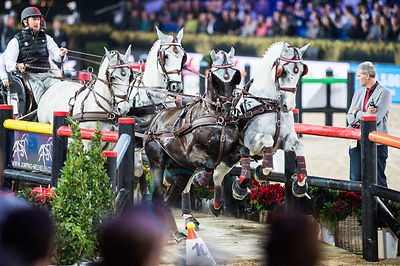 LONGINES FEI World Cup™ Driving Fotos