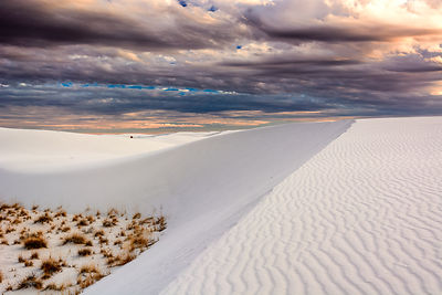 White Sands Storm