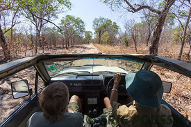 PARC NATIONAL DE HWANGE