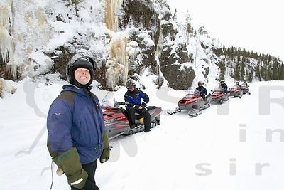 Snowmobile Safari & Guide