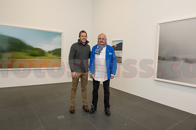 Rolf Sachs Vernissage Opening Reception St.Moritz photos